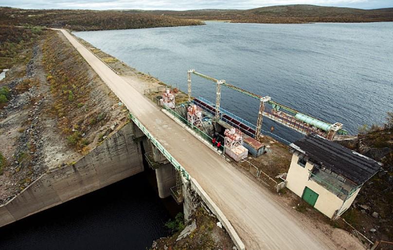 Серебрянская ГЭС