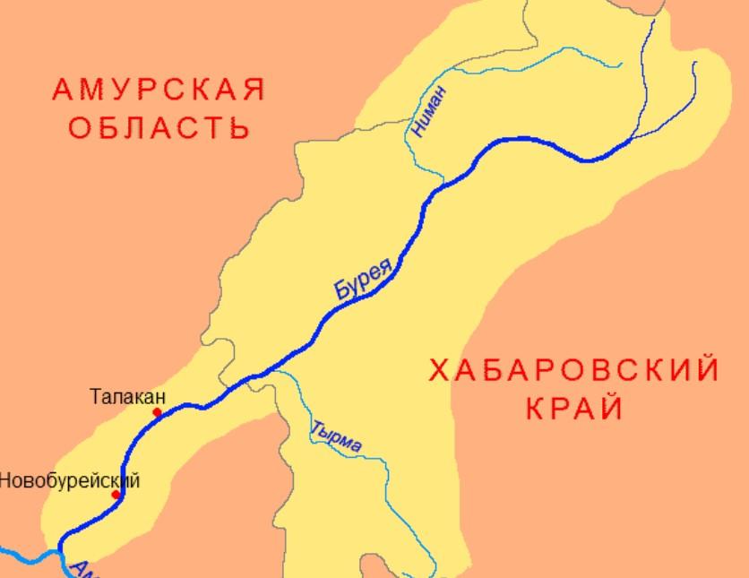 протяженность реки