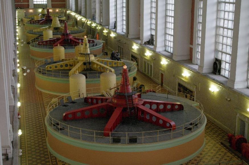 Новый генератор для Рыбинской электростанции готов к установке