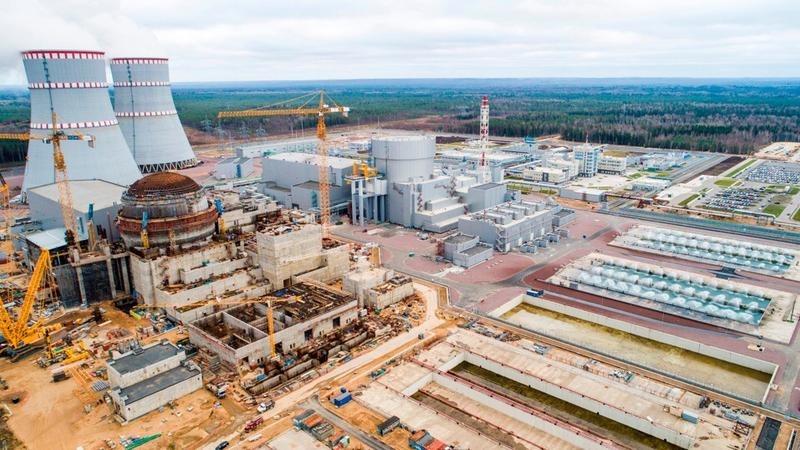 Ленинградская АЭС получила первую часть уникального энергетического оборудования российского производства