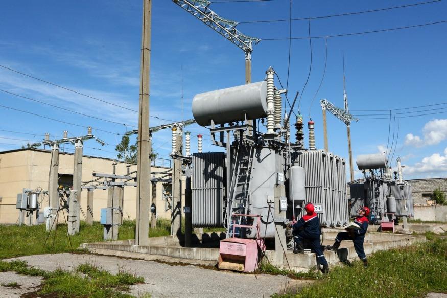 В Питере заработала самая маленькая в России электрическая подстанция
