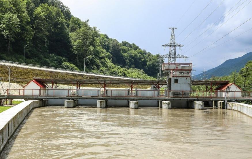 Завершена модернизация малой ГЭС в структуре «Краснополянской» гидроэлектростанции