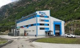 В КБР открыли новую малую гидроэлектростанцию