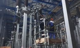 Завершены работы по энергоснабжению Амурского ГПЗ