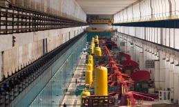 На Волжской гидроэлектростанции закончена модернизация очередного гидроагрегата