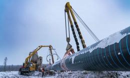 Завершена работы над комплексом электроснабжения сибирского газопровода