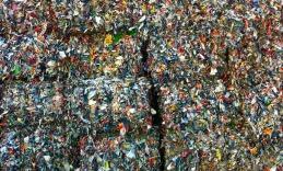 Упакованный на переработку мусор, wikipedia.org
