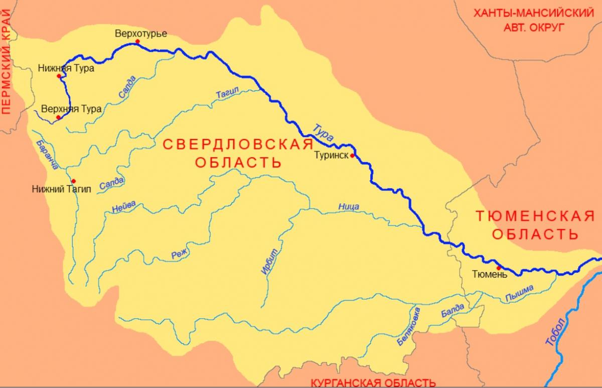 География карты
